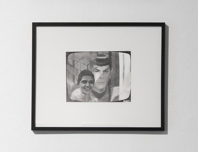 , 'Hauben für eine Frau mit Spok,' 1972, PRISKA PASQUER