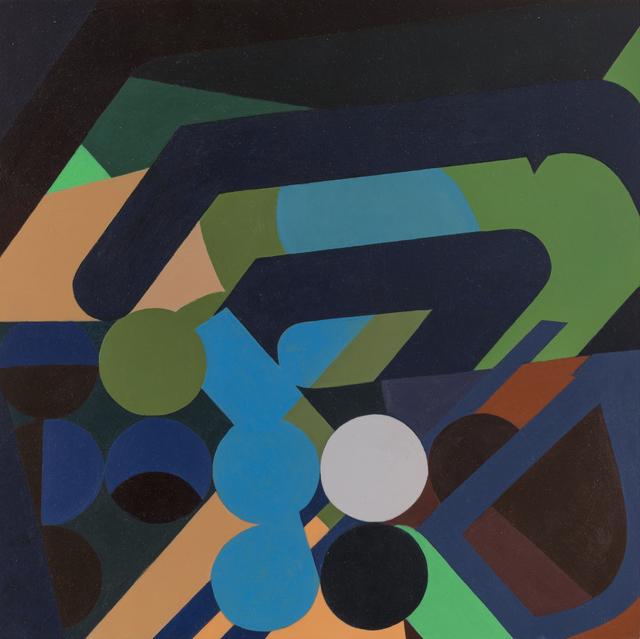 , 'Synapse,' 2017, Elizabeth Harris Gallery