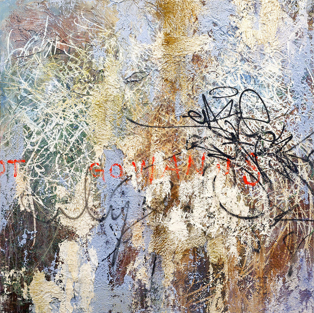 José Parlá, 'Hot Gowanus', 2014, Bryce Wolkowitz Gallery