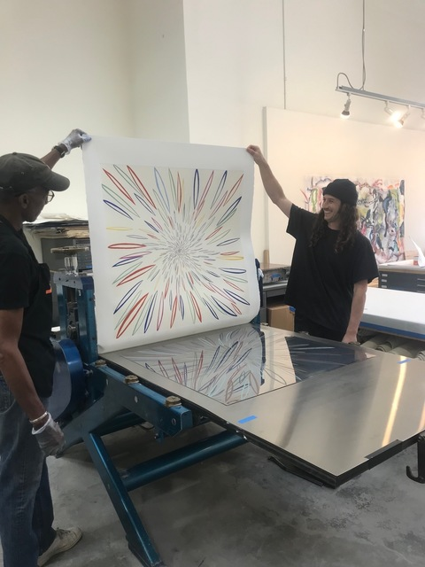 'Paulson Fontaine Press Private Tour', Other, Headlands Center for the Arts Benefit Auction