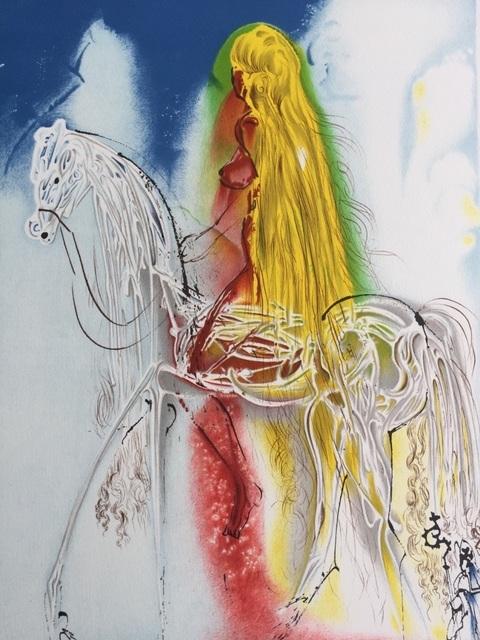 Salvador Dalí, 'Lady Godiva', 1983, ByNewArt