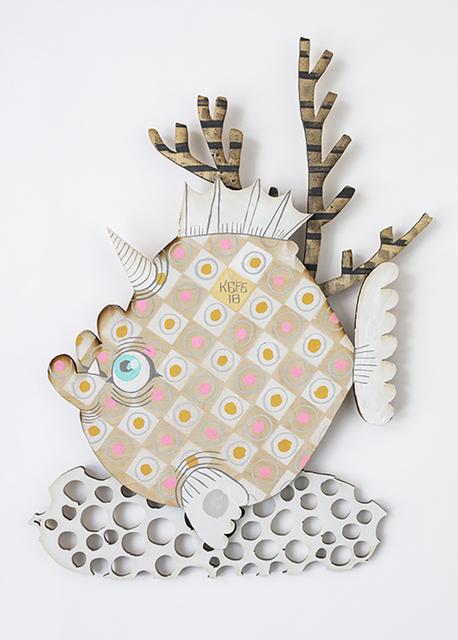 , 'Grunticorn,' 2018, Spoke Art