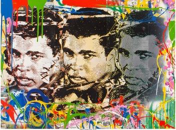 Legend Forever (Homage to Muhammad Ali)