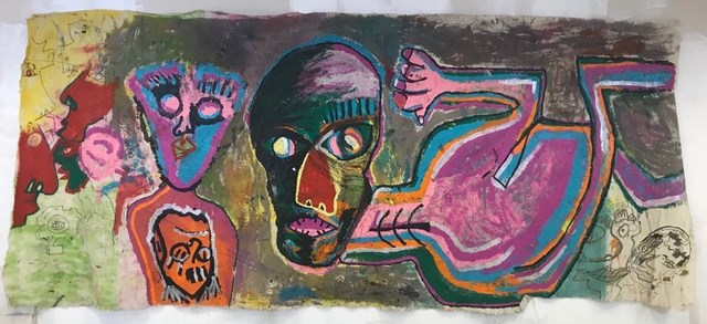, 'Heartburn,' 2017, Tanya Baxter Contemporary