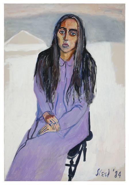 , 'Ginny,' 1984, Xavier Hufkens