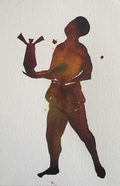 , 'Figure 5,' 2016, Leila Heller Gallery