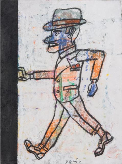 , 'Abrir la Puerta,' 2017, Nil Gallery