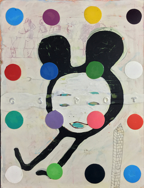 , 'Doesn't Know What's What,' 2016, Sue Greenwood Fine Art
