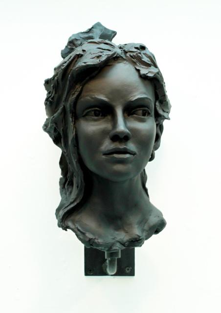 , 'Woman's Head - Lauren,' 2016, Maria Elena Kravetz