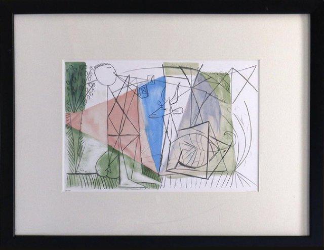 , 'Joueur de Flûte Et Gazelle,' , The Loft Fine Art