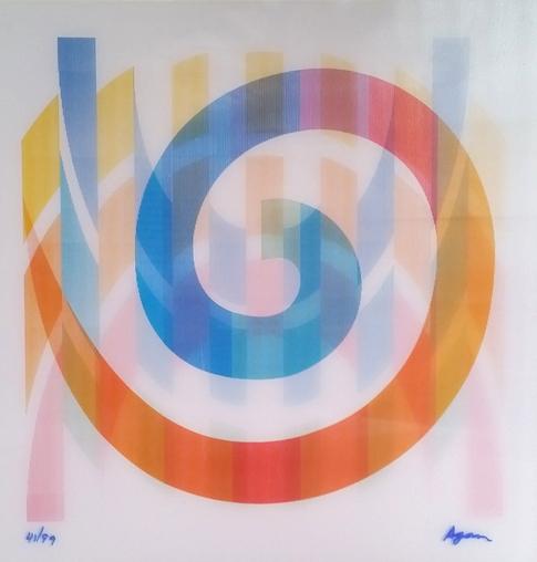 Yaacov Agam, 'Geometric 1 Agam', 1975, Kunzt Gallery