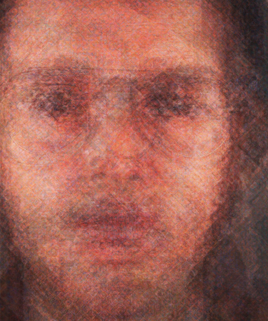 , 'Chuck Close,' 2014, KLOMPCHING GALLERY