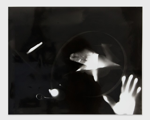 , 'Photogram portraits of collective state of mind,' 2018, SARIEV Contemporary