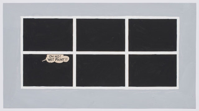 , 'Strip Tease #13,' 1995, Reynolds Gallery