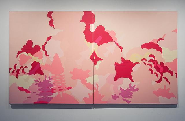 , 'Peacemaker III,' 2017, Silo118
