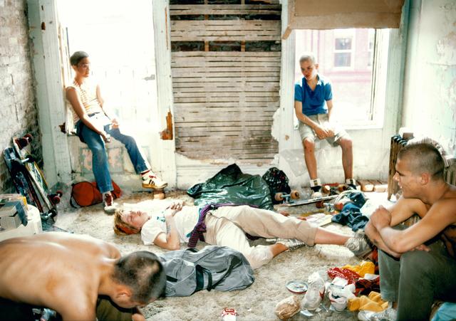 , 'Kim crashpad,' 1985, Office Baroque