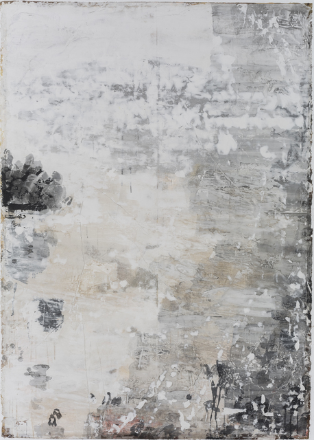 , 'Lake Hill #10 湖山 #10,' 2017, Chambers Fine Art