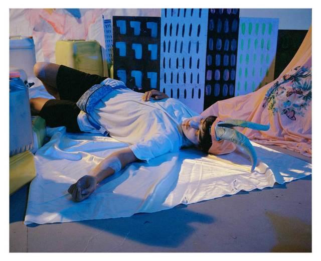 , 'Fake Faun: Dead Faun,' 2014, ALMANAQUE