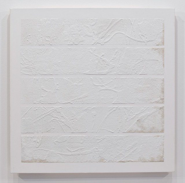 , 'White Wash II,' 2013-2015, Elisa Contemporary