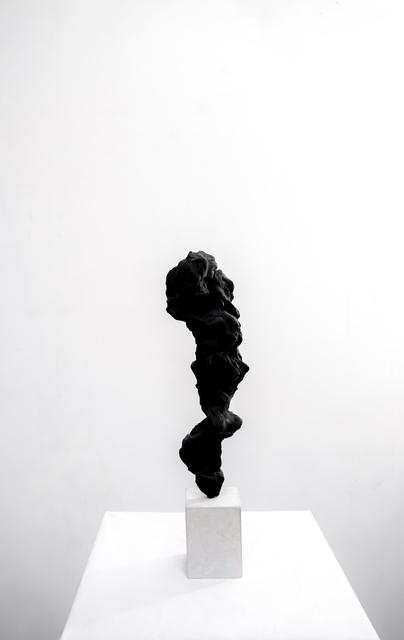 , 'Black Totem no. 1,' 2017-2018, Dellasposa