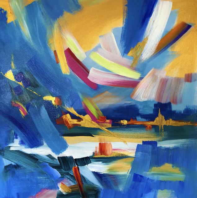 Aleona Isakova, 'The music of Sky and Earth II', 2019, Recreational Enterprises & Perseus Gallery