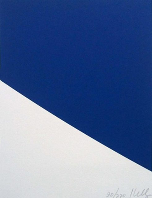 , 'Blue Curve,' 1999, Untitled Projects