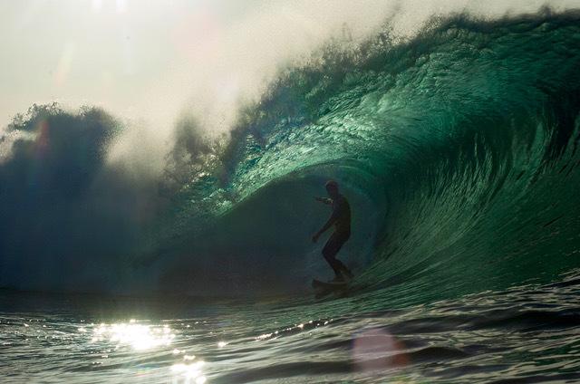 , 'Manuel Lezcano surfing in El Quemao, Lanzarote, Canary Islands.,' , Anastasia Photo