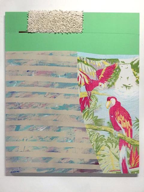 , 'Parrots,' 2015, Galerie Antoine Ertaskiran