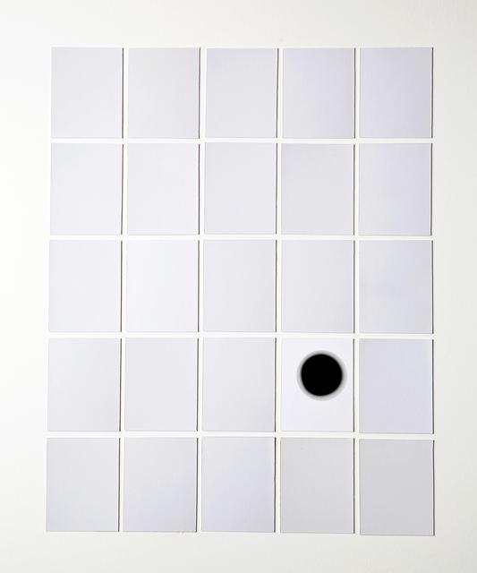 , 'Grid 16,' 2017, Kopeikin Gallery