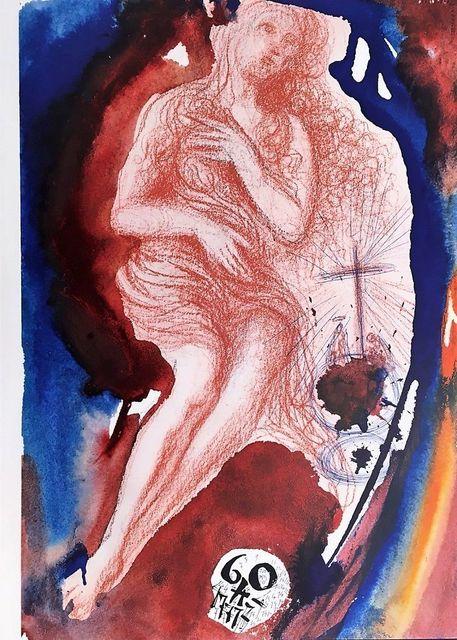 Salvador Dalí, 'Muliere Peccatrici Remittuntur Peccata', 1964-1967, Wallector