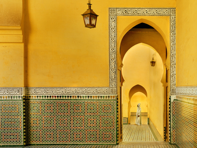 , 'Arches, Morocco,' , Trinity House Paintings