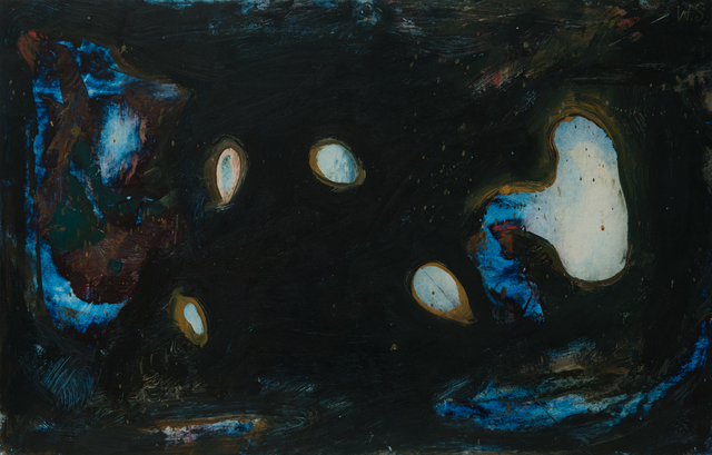, 'Hole Place,' 1964, Hollis Taggart Galleries