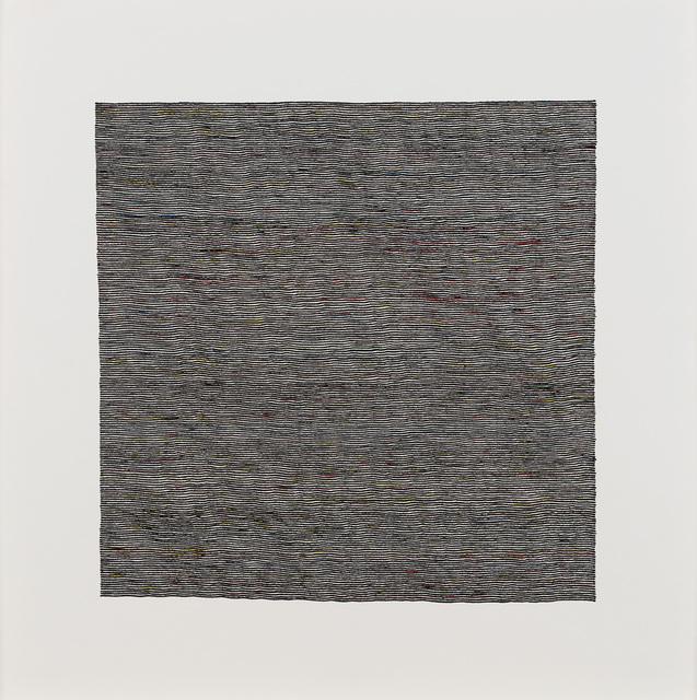 , 'Refuge 2, Study No 3,' 2017, Patrick Heide Contemporary