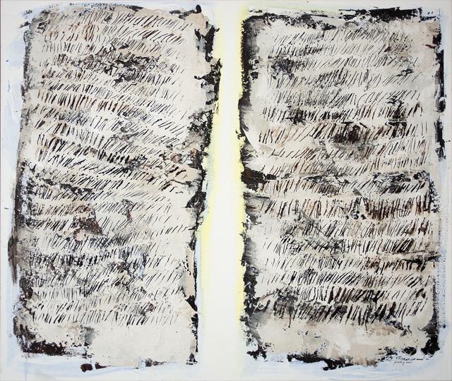 , '2 Blöcke,' 2006, Artemons Contemporary