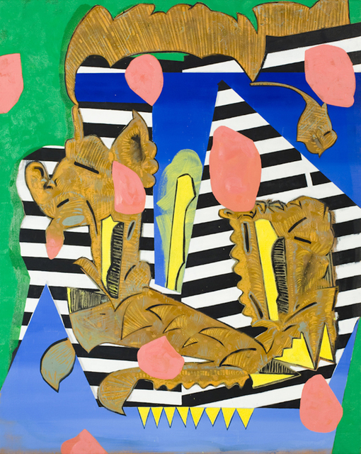 , 'Cacne,' 2013, Galerie Richard
