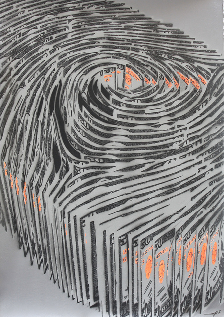 Kurar, 'Human finger print III', 2018, GCA Gallery
