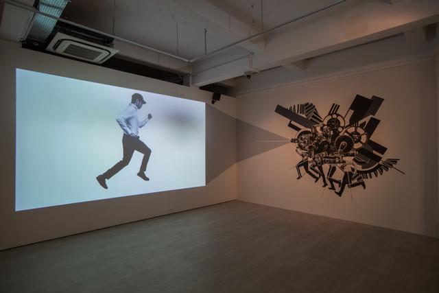 Victor Balanon, 'The Man Who', 2017, Singapore Art Museum (SAM)
