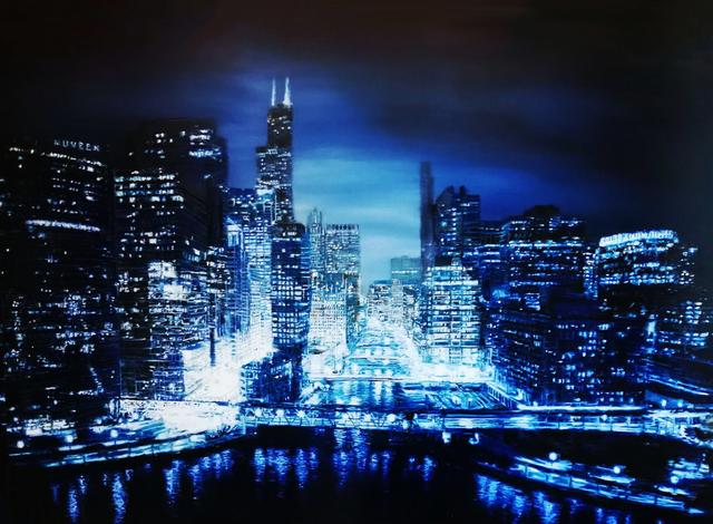 , 'Chicago,' 2017, Ransom Art