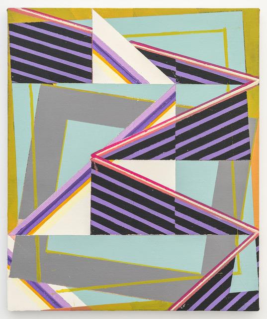 , 'No. 2 (Great Divide),' 2017, Tempe Digital