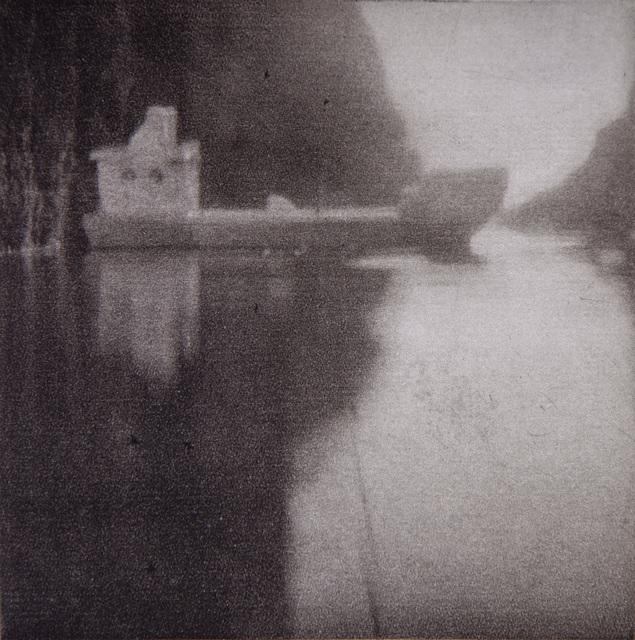 , 'Waterline #7,' 2018, Lesley Heller Gallery