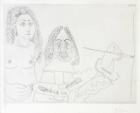 Pablo Picasso, 347 SERIES (BLOCH 1502)