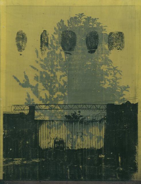 , 'Meada territorial #1,' 2014, Baró Galeria