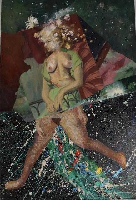 , 'Birth of a Galaxy,' 2011, Fountain Street