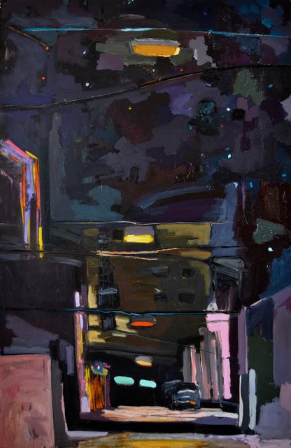 Boaz Noy, 'Pink Asphalt', 2015, Rosenfeld Gallery