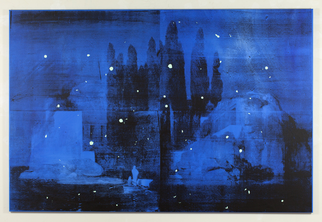 Bruce High Quality Foundation, 'Isle of the Dead,' 2014, McClain Gallery