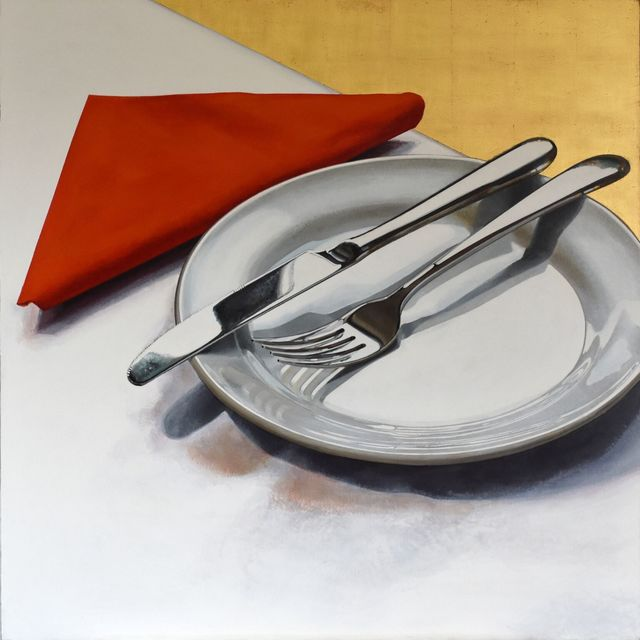 , 'Place Setting 2,' , Plus One Gallery
