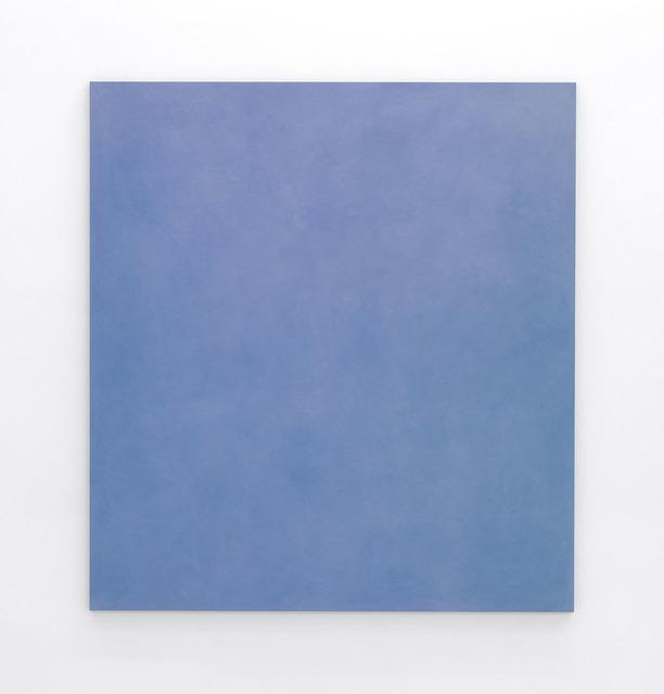, 'Parole di colore, rossoazzurro,' 2011, Lia Rumma