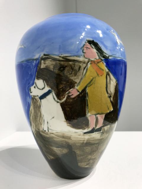 William Irvine, 'Watching the Gulls', 2019, Gallery NAGA