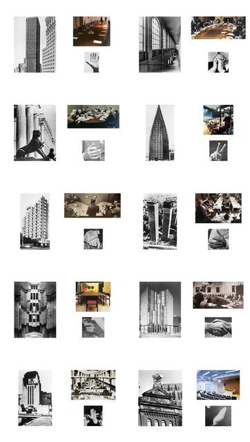 , 'Architektur/Raüme/Gesten II,' 2017, Polígrafa Obra Gráfica