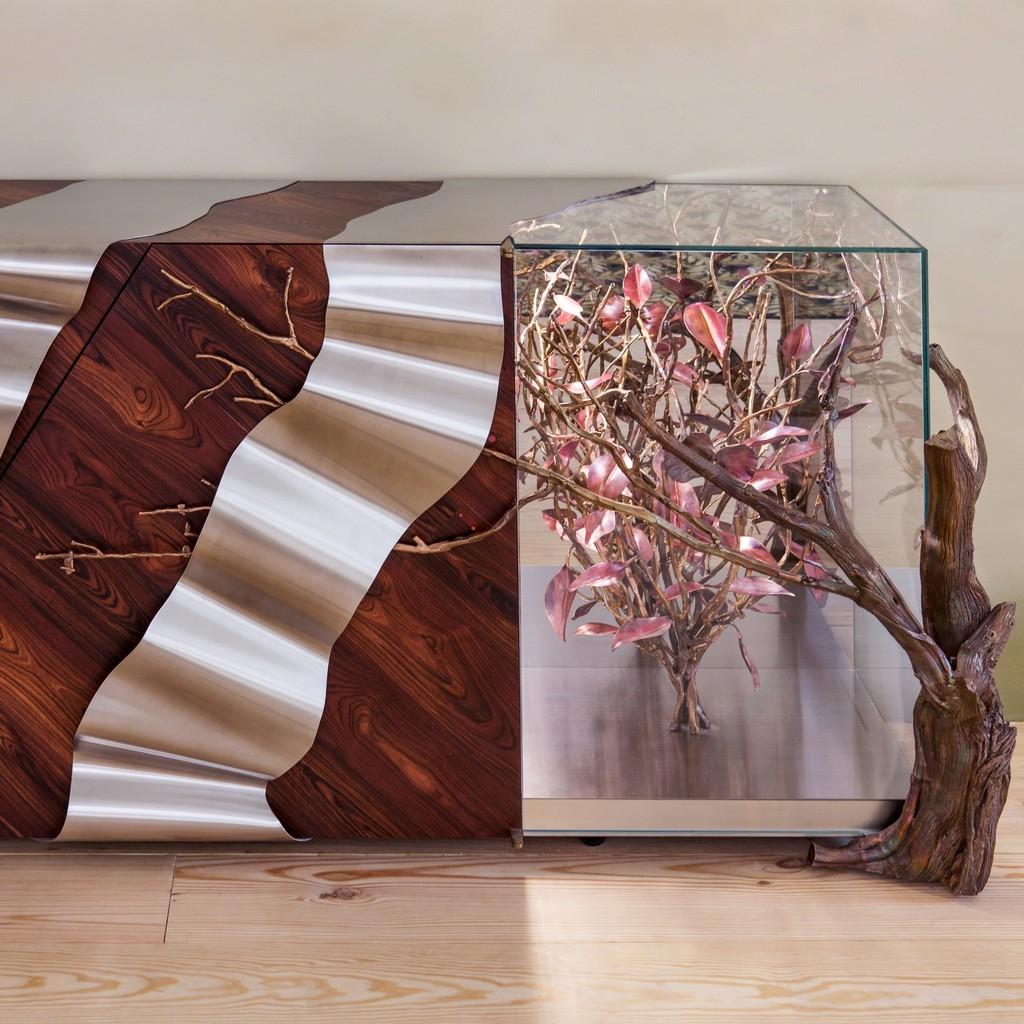 Cabinet Jardin Secret / Secret Garden Cabinet